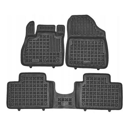 Alfombrilla Caucho compatible con Renault GRAND SCENIC IV 201933