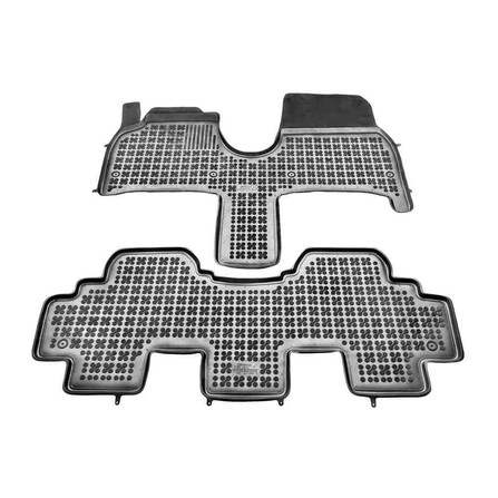 Alfombrilla Goma 3D compatible con Citroen, Fiat, Lancia, Peugeot 201220