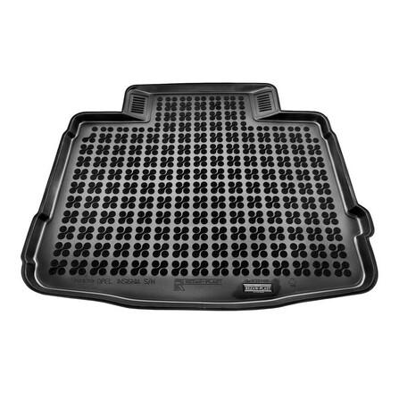 Cubeta Protector Maletero Caucho 3D compatible con  Negro Opel Insignia HB y Sedan, 231135