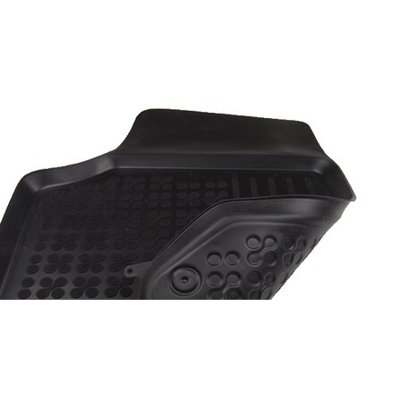 Alfombrilla Goma 3D compatible con Citroen C2 201216